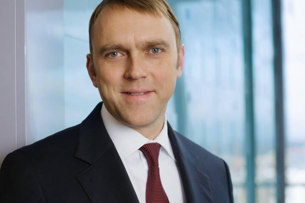 Jens Wilhelm, bei Union Investment unter anderem für Portfoliomanagement und Immobilien zuständiger Vorstand; Bild: Union Investment, © Aussender (28.11.2017)