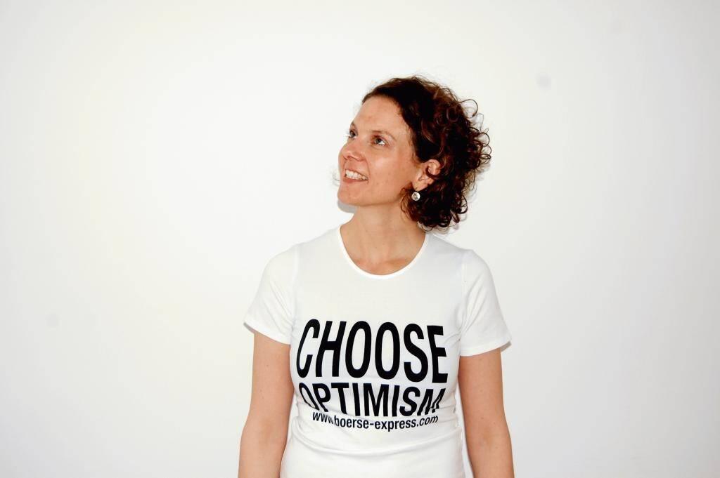 A Choose with a Smeil! Sabine Hoffmann, © Diverse Fotografen / Aktion wurde vom Börse Express 2014 an photaq/BSN übetragen (01.06.2013)