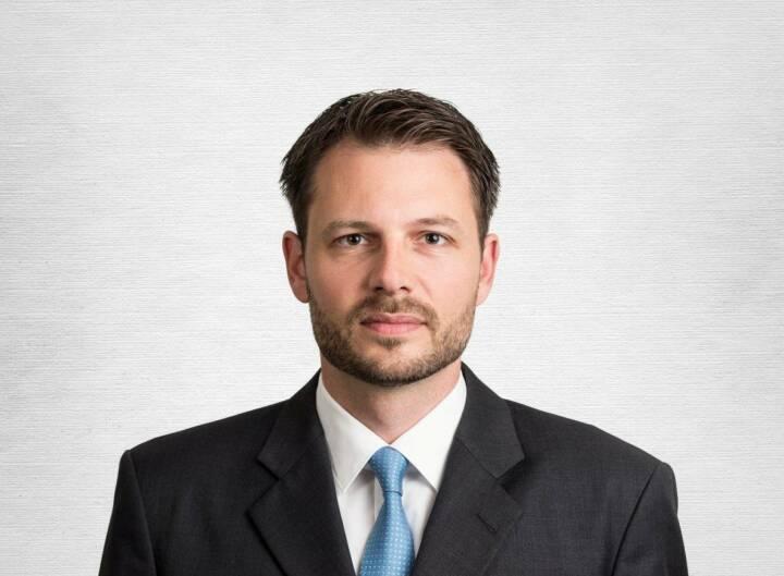 Raphael Lüscher, Manager des Swisscanto (LU) Equity Fund Green Invest Emerging Markets: Corporate Governance ist ein wichtiges Kriterium im Bereich des nachhaltigen Investierens, Foto: Swisscanto