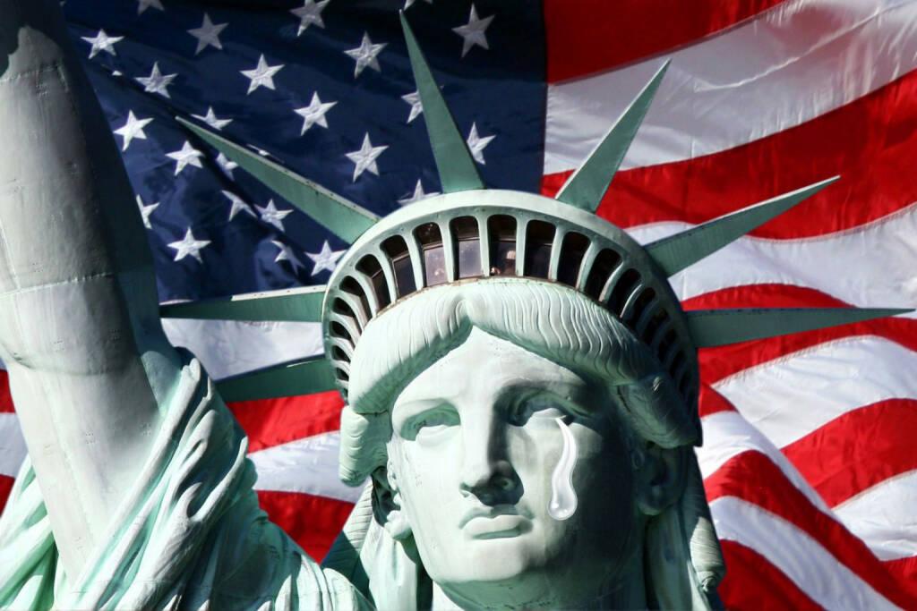 Abschaffung der US-GreenCard-Lotterie? -Die Freiheitsstatue steht für die Hoffnung von Millionen USA-Einwanderern; Fotocredit:The American Dream/Marcel Schauer, © Aussender (28.11.2017)