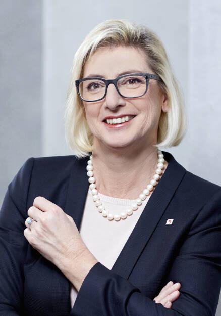 Elisabeth Stadler, Generaldirektorin der Vienna Insurance Group, Copyright: Ian Ehm, © Aussender (29.11.2017)