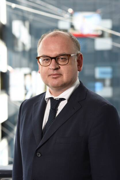 Bernhard Spalt übernimmt Risikomanagement in der Erste Bank, Credit: Erste Bank, © Aussender (29.11.2017)