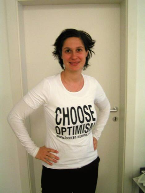 A Choose with a Smeil! Ashoka / Marie Ringler, © Diverse Fotografen / Aktion wurde vom Börse Express 2014 an photaq/BSN übetragen (01.06.2013)