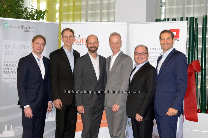 DELTA: DELTA, Fraunhofer Austria und step2solution veranstalteten Praxisworkshop Schauplatz Fabrikplanung (Fotocredit: DELTA)
