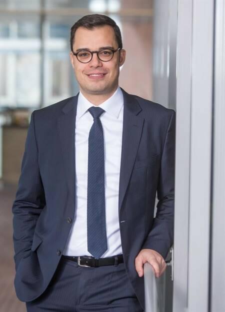 Markus Niederreiner wird Managing Director für Vertrieb, Marketing und HR der Hello bank!; Fotonachweis: wildbild/Hello bank!, © Aussendung (04.12.2017)