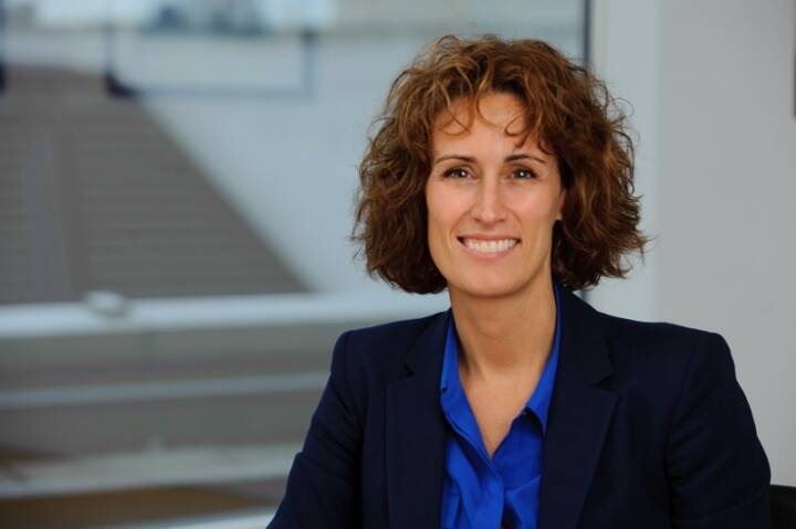 Lesley-Ann Morgan, Global Head of Defined Contribution and Retirement bei Schroder; Bild: Schroders