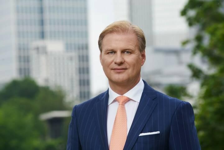 Achim Küssner, Geschäftsführer der Schroder Investment Management GmbH; Credit: Schroders
