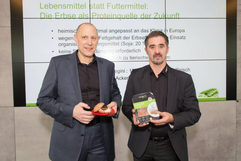 VeggieMeat GmbH: vegini Ernährungs- und Gesundheitsstudie: 84 % der Österreicher sehen Zusammenhang zwischen Ernährung und Gesundheit; Fotocredit:VeggieMeat GmbH/APA-Fotoservice/Juhasz, © Aussendung (05.12.2017)