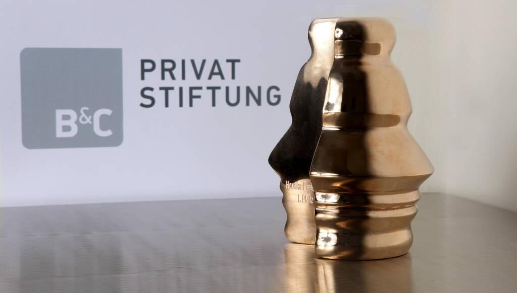 The Skills Group Kommunikationsdienstleistungen GmbH: Houskapreis 2018: 30 Projekte gehen ins Rennen um den renommierten Forschungspreis der B&C Privatstiftung; Bild: B&C, © Aussendung (08.12.2017)