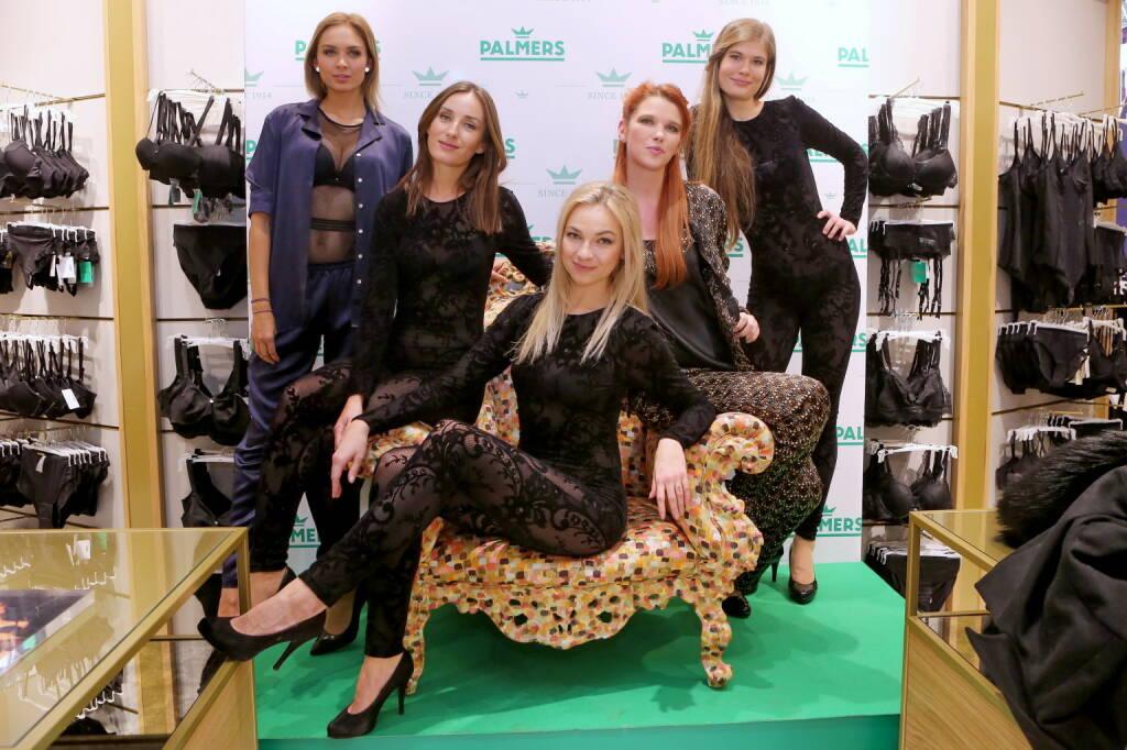 Palmers Textil AG eröffnet Flagship-Store in Prag, Fotocredit: Palmers, © Aussendung (11.12.2017)