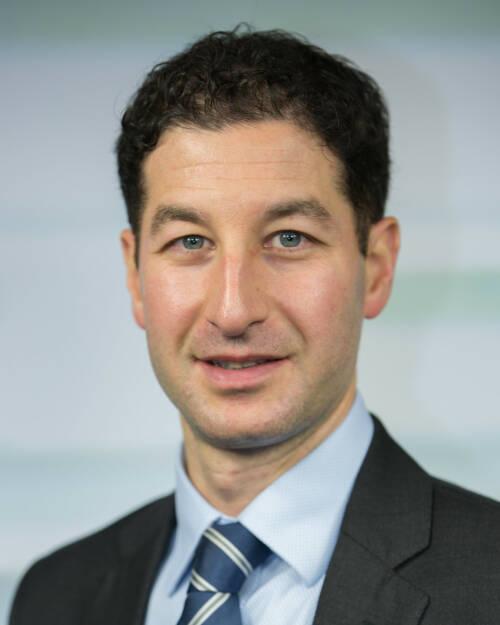Stefan Rose wurde als Portfoliomanager in das Infrastructure Debt-Team von UBS Asset Management (UBS AM) berufen. Bild: UBS AM, © Aussendung (12.12.2017)