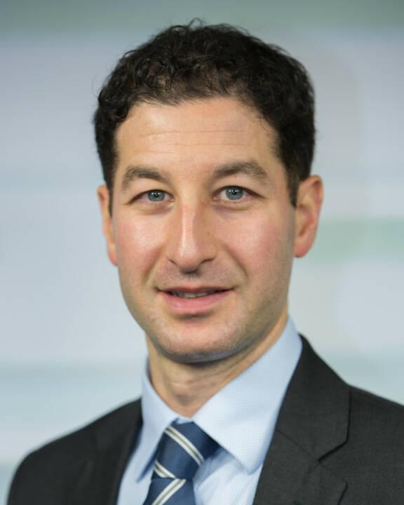 Stefan Rose wurde als Portfoliomanager in das Infrastructure Debt-Team von UBS Asset Management (UBS AM) berufen. Bild: UBS AM
