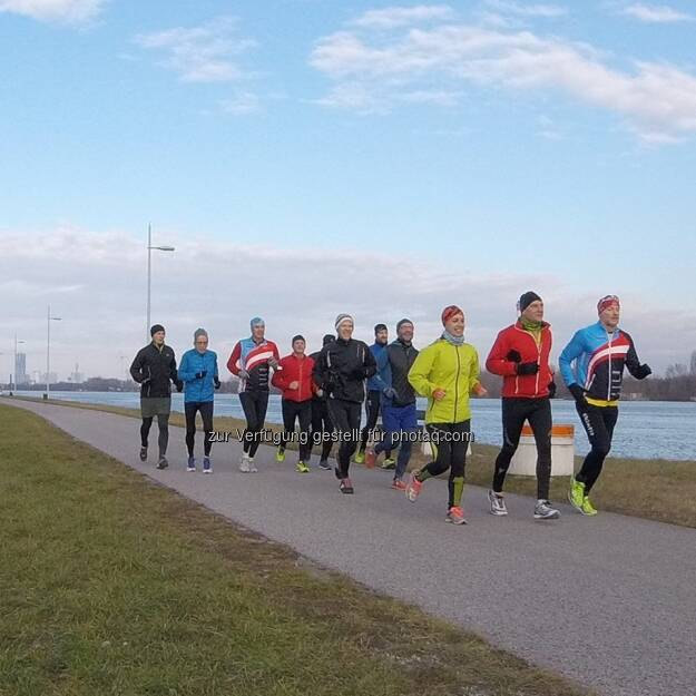 Weekly Long Run (17.12.2017)