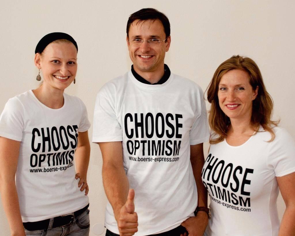 A Choose with a Smeil! ikp: Christina Pikl, Daniel Pinka, Maria Wedenig, © Diverse Fotografen / Aktion wurde vom Börse Express 2014 an photaq/BSN übetragen (01.06.2013)