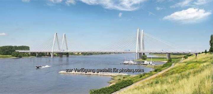 Rheinbrücke Porr