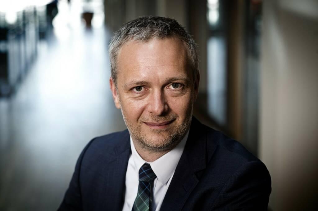 Martin Nybye Sørensen, Leiter der Abteilung Unternehmensanleihen bei Jyske Capital, Bild: Jyske Capital, © Aussender (20.12.2017)