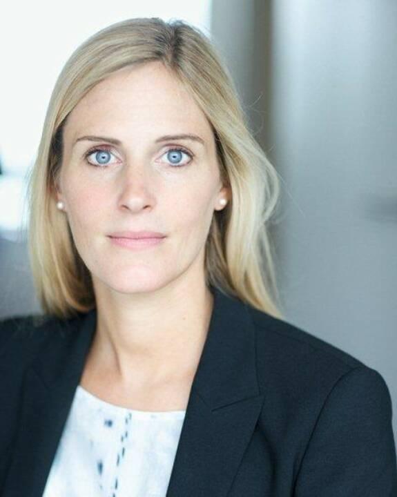 Stephanie Zwick, Leiterin des Wandelanleihen-Teams bei Fisch Asset Management in Zürich, Bild: Fisch Asset Management