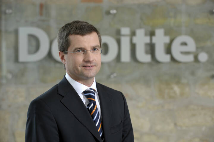Friedrich Wiesmüllner, Partner bei Deloitte Österreich, Credit: Picco