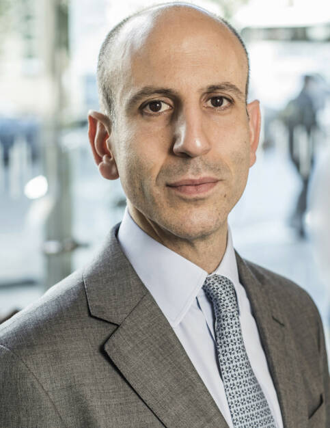 Ariel Bezalel, Head of Strategy, Fixed Income und Fondsmanager des Jupiter Dynamic Bond SICAV, Credit: Jupiter (03.01.2018)