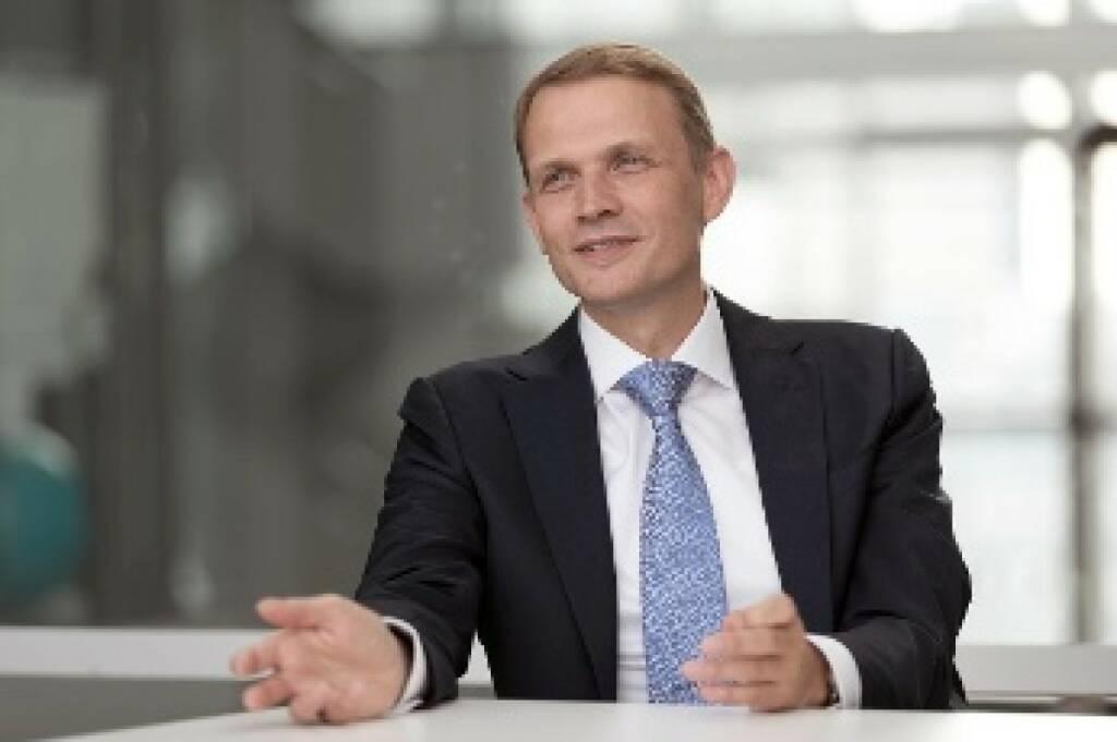 Eurex Exchange CEO Thomas Book, Bildquelle: eurexexchange.com (03.01.2018)