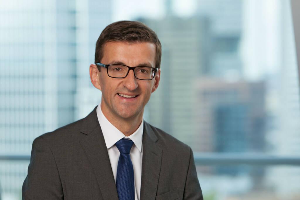 Benjardin Gärtner ist Leiter des Portfoliomanagement Aktien bei Union Investment, Bild: Union Investment (03.01.2018)