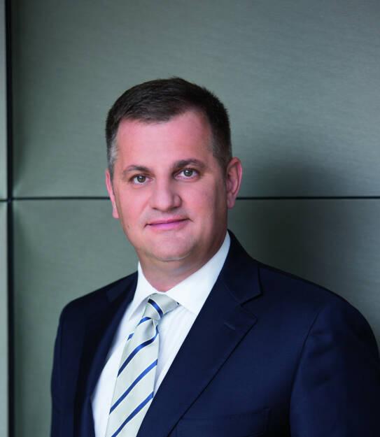 Wiener Privatbank SE: Ausgezeichnete Performance auch für 2018 erwartet, Eduard Berger, Vorstand Wiener Privatbank SE, Fotocredit:Wiener Privatbank (05.01.2018)