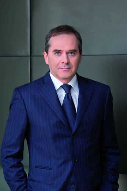 Wolfgang Matejka, Geschäftsführer Matejka & Partner Asset Management GmbH, Fotocredit: Wiener Privatbank (05.01.2018)
