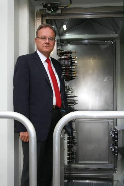 Fachverband Metalltechnische Industrie: Dr. Roland Feichtl als erster Österreicher zum Präsidenten des europäischen Verbandes der Werkzeugmaschinen-Industrie CECIMO gewählt, Fotocredit: FMTI, © Aussender (09.01.2018)