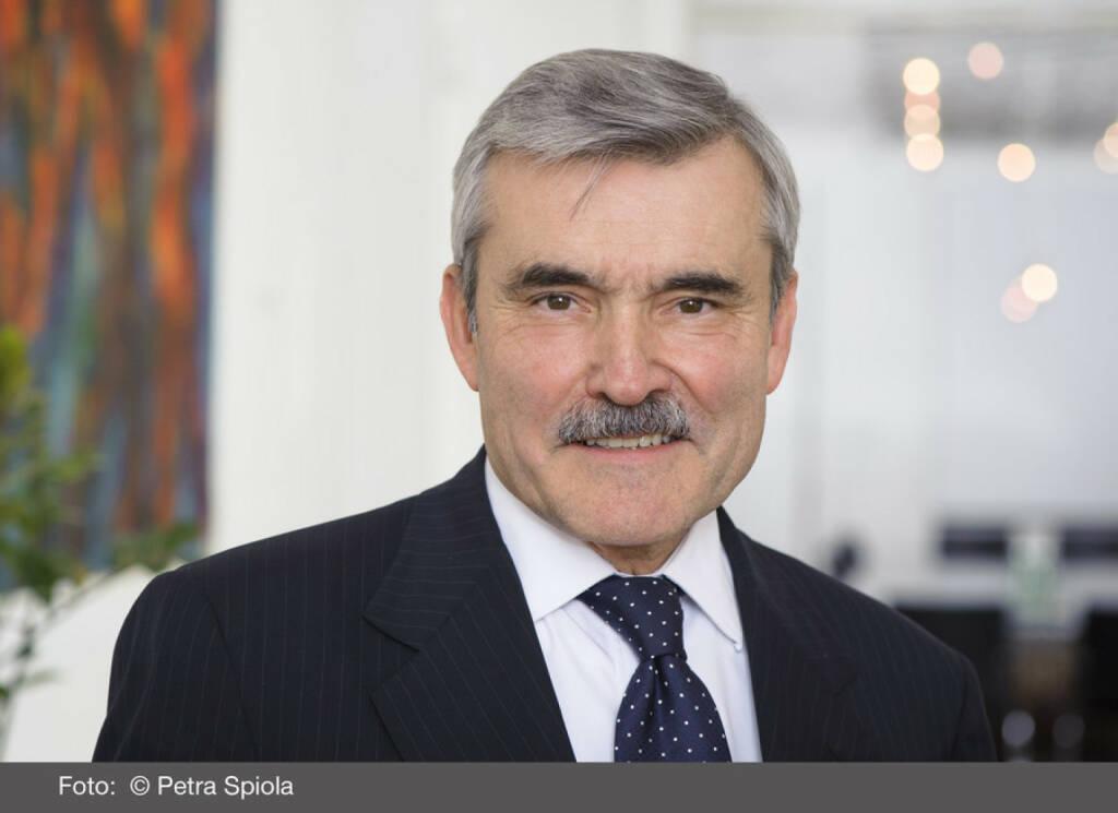 Alois Steinbichler, Kommunalkredit-Vorstandsvorsitzender, Fotocredit: Petra Spiola, © Aussender (10.01.2018)