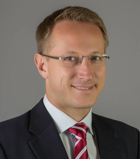 Bernd Maurer, Head of Company Research, RCB; Bildquelle: rcb.at (11.01.2018)