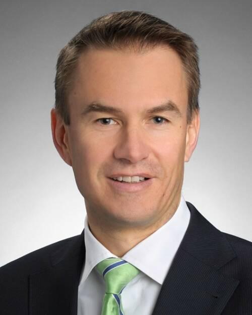 Marc Schaffner, Portfolio Analyst und Director im Global Investment Solutions Team von UBS, Foto: UBS (11.01.2018)