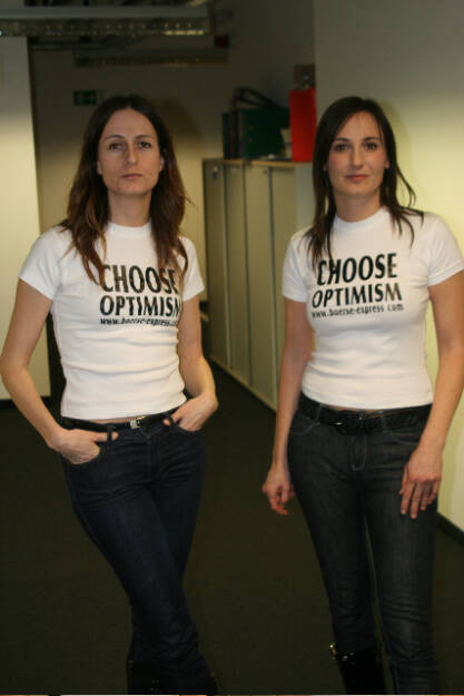 A Choose with a Smeil! Sylivia Dellantonio, Kathrin Leiter, © Diverse Fotografen / Aktion wurde vom Börse Express 2014 an photaq/BSN übetragen (01.06.2013)