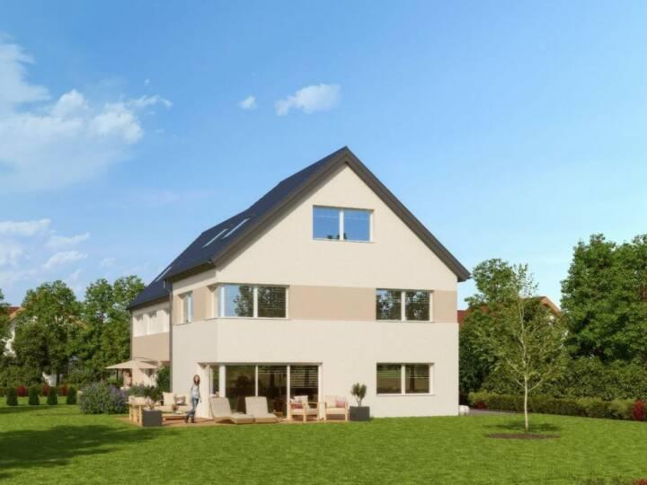 Wohnpark errichtet 3 Wohneinheiten in Baden bei Wien, über die Crowdinvesting-Plattform dagobertinvest kann man investieren; Bildquelle: dagobertinvest