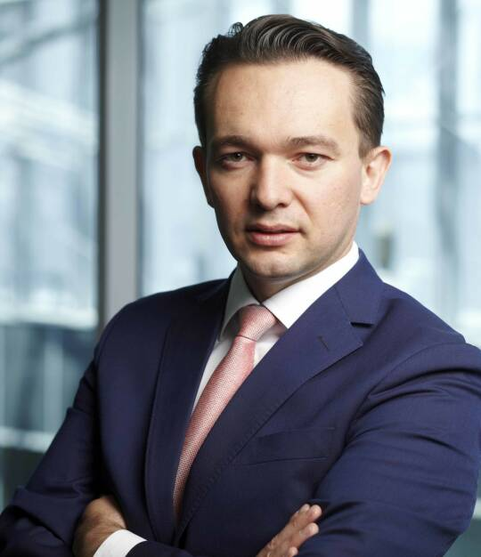 Lukasz Januszewski, Vorstand RBI, Foto: RBI, © Aussender (15.01.2018)