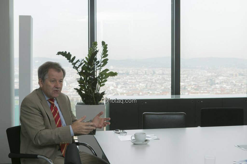 Eduard Zehetner (Immofinanz), Wienerberg, © Martina Draper (15.12.2012)