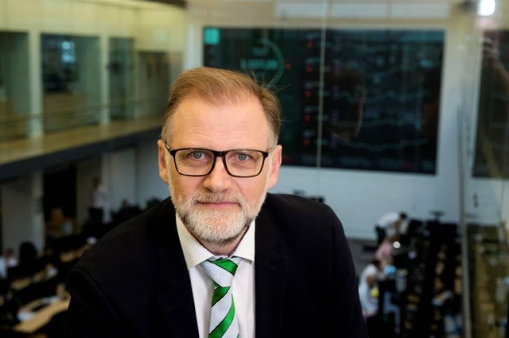 Fredslund Madsen, Chefstratege der dänischen Jyske Bank Gruppe, Foto: Jyske (17.01.2018)