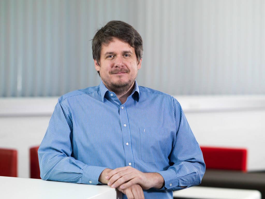 Harald Egerth, Geschäftsführer der S&T Technologies GmbH, ©S&T, © Aussender (18.01.2018)