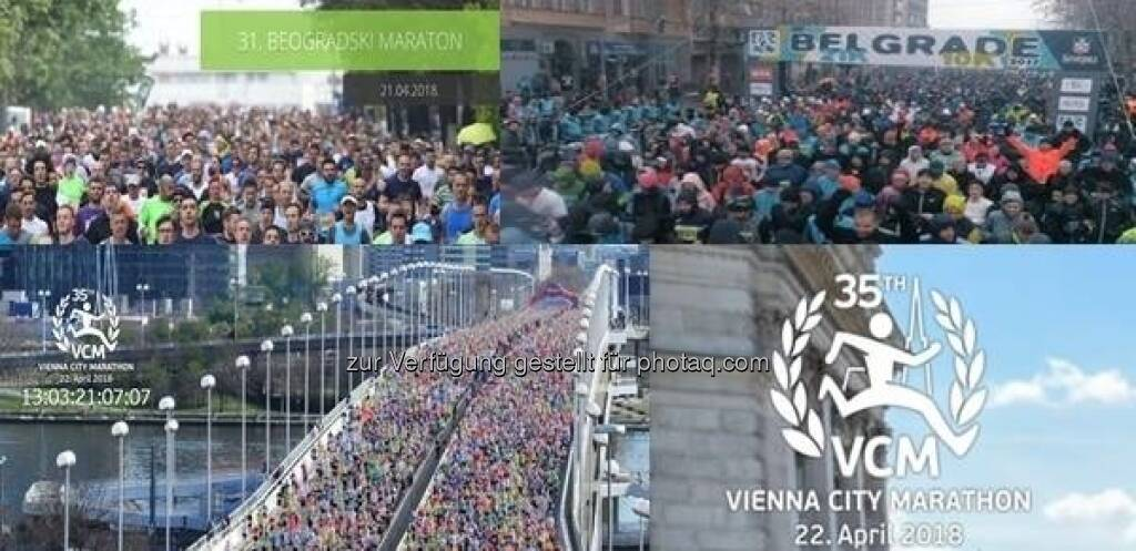 2 Marathons in 2 days in 2 countries. (18.01.2018)