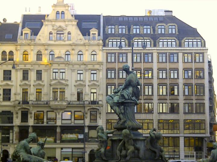 RCB, Raiffeisen Centrobank, Neuer Markt, Wien; Bildquelle: RCB