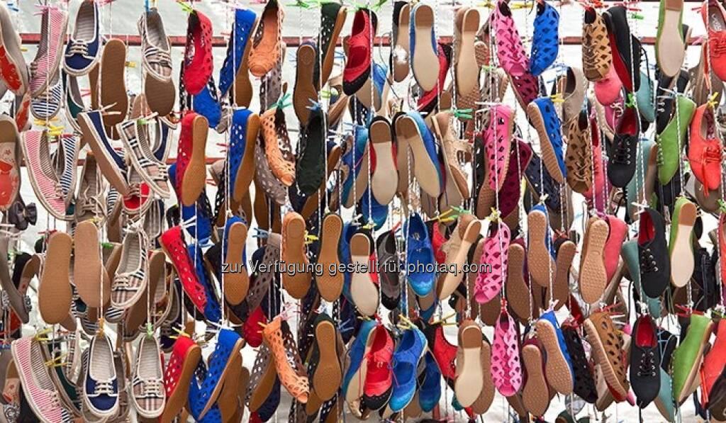 Schuhe; Türkei, Istanbul, © Herlinde Wagner (02.06.2013)