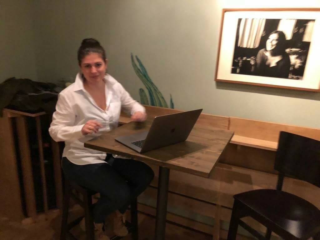 Naomi Karasek, Das Heinz. verschickt den http://www.boerse-social.com/gabb (24.01.2018)