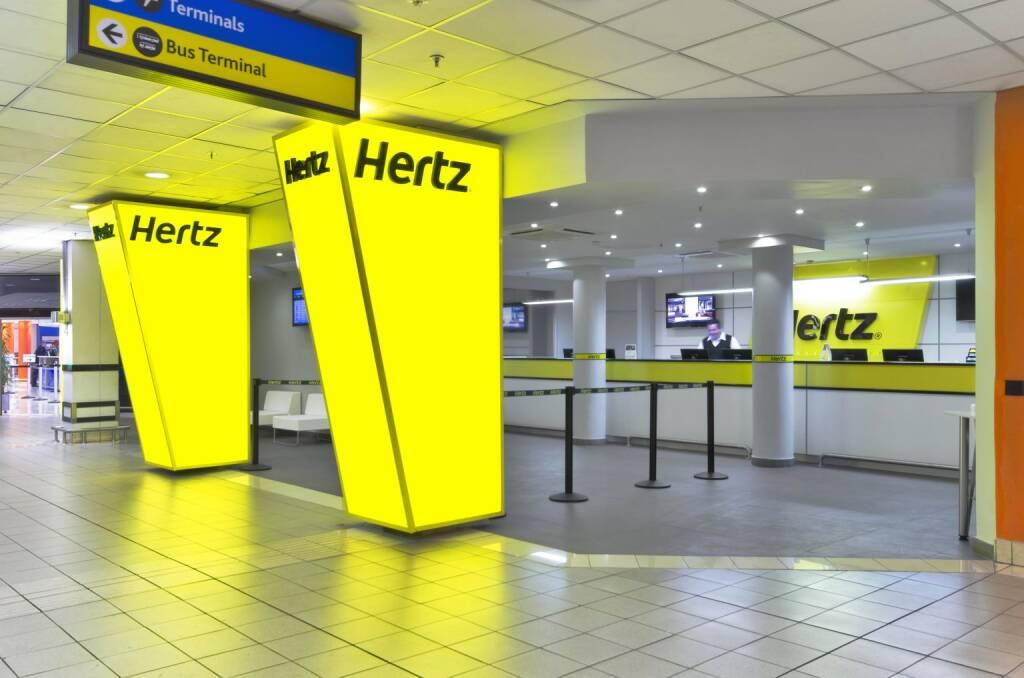 Hertz - eine Marke von Steinhoff; Bildquelle: steinhoffinternational.com (24.01.2018)