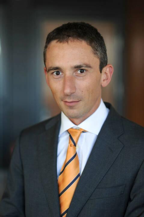 Adrien Pichoud, Chief Economist und Portfolio Manager bei Syz Asset Management; Bild: Syz