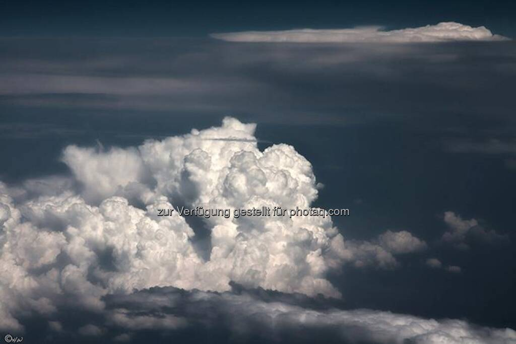 Wolken; Türkei, Istanbul, © Herlinde Wagner (02.06.2013)