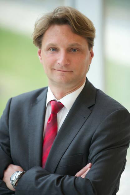 Andreas Rinofner (52) übernimmt per 1. Februar 2018 die Leitung der Pressestelle des OMV Konzerns. Fotocredit: Gas Connect Austria;, © Aussendung (26.01.2018)