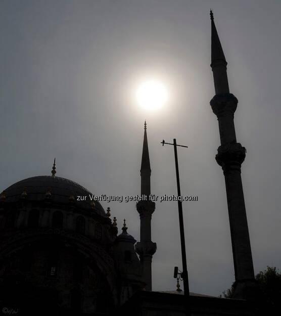 Moschee; Türkei, Istanbul, © Herlinde Wagner (02.06.2013)