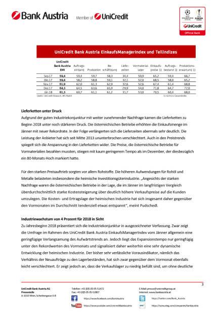 Österreichs Industrie mit stärkstem Jahresauftakt seit zwanzig Jahren, Seite 3/4, komplettes Dokument unter http://boerse-social.com/static/uploads/file_2418_osterreichs_industrie_mit_starkstem_jahresauftakt_seit_zwanzig_jahren.pdf (29.01.2018)