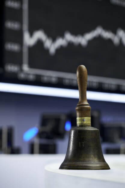 Börsenglocke, IPO, Opening Bell Deutsche Börse, Credit: Deutsche Börse AG (30.01.2018)