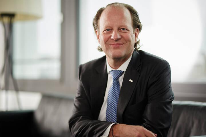 Jos Dijsselhof ist neuer Chief Executive Officer (CEO) der Schweizer Börse SIX, an der bekanntlich auch die heimischen Titel ams und KTM Industries notieren; Bildquelle: SIX