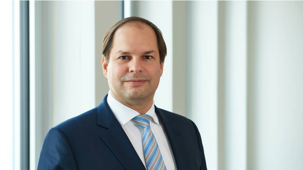 Christian Kopf; Leiter Portfoliomanagement Renten und Mitglied des Union Investment Committee, Bild: Union Investment (30.01.2018)